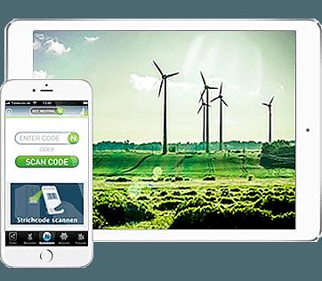 Scan-App entwickelt von Pocketweb